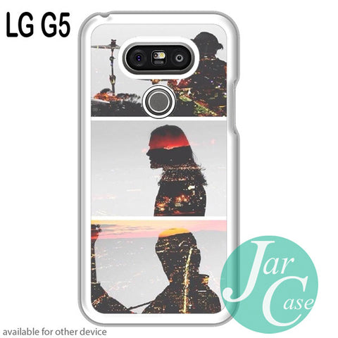 30 Seconds To Mars City Of Angels for LG G5 and other devices - JARCASE