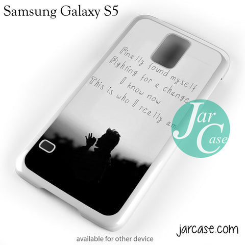 30 Seconds To Mars Found My Self Phone case for samsung galaxy S3/S4/S5 - JARCASE