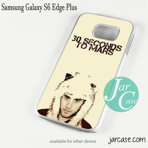 30 Seconds To Mars Jared Letto Phone case for Samsung Galaxy S6 Edge Plus And Other Samsung Galaxy Devices - JARCASE