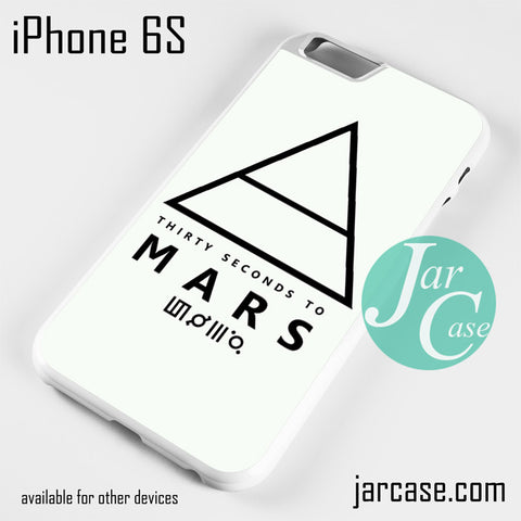 30 Seconds to Mars Logo Phone case for iPhone 6/6S/6 Plus/6S plus - JARCASE