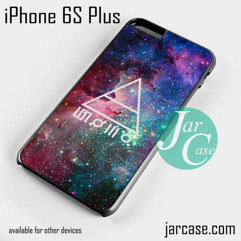 30 seconds to mars galaxy Phone case for iPhone 6S Plus and other iPhone devices - JARCASE