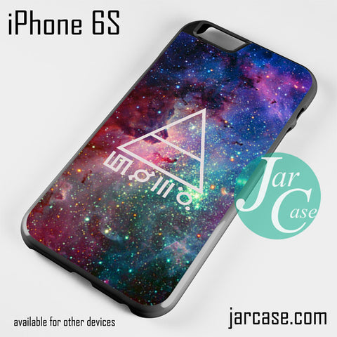 30 seconds to mars galaxy Phone case for iPhone 6/6S/6 Plus/6S plus - JARCASE