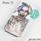 30 Seconds To Mars Jared Leto As Joker Phone case for iPhone 4/4s/5/5c/5s/6/6 plus - JARCASE