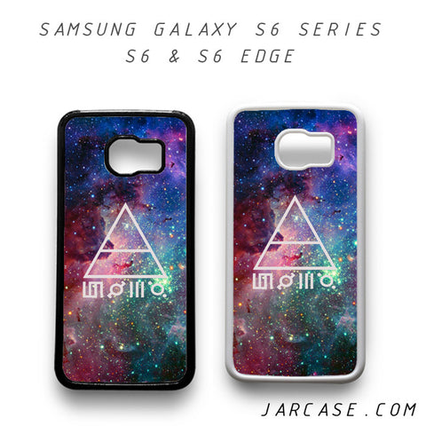 30 seconds to mars galaxy Phone case for samsung galaxy S6 & S6 EDGE - JARCASE