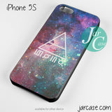 30 seconds to mars galaxy Phone case for iPhone 4/4s/5/5c/5s/6/6 plus - JARCASE