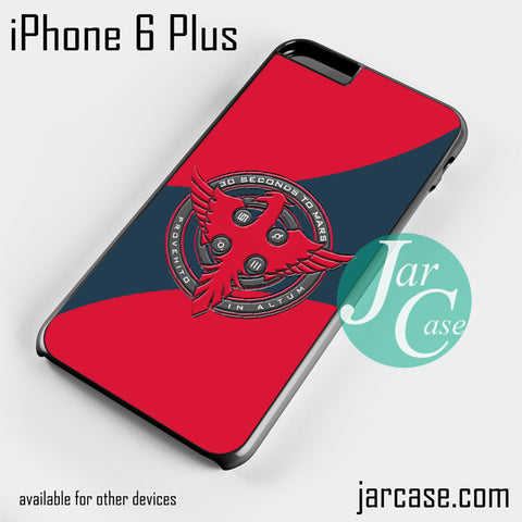3 seconds to mars logo  Phone case for iPhone 6 Plus and other iPhone devices