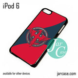 3 seconds to mars logo iPod Case For iPod 5 and iPod 6