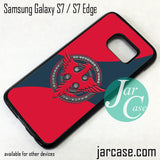 3 Seconds To Mars Logo Phone Case for Samsung Galaxy S7 & S7 Edge - JARCASE