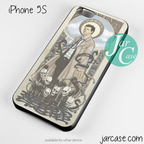 Art nouveau SUPERNATURAL Phone case for iPhone 4/4s/5/5c/5s/6/6 plus