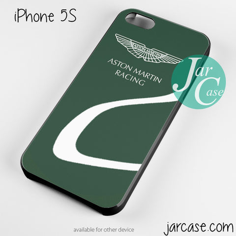 Aston Martin Car Dark Green Phone case for iPhone 4/4s/5/5c/5s/6/6 plus