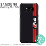 Audi RS Car Phone Case for Samsung Galaxy S8 & S8 Plus - JARCASE