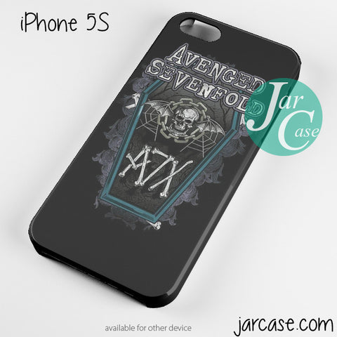 Avenged Sevenfold Phone case for iPhone 4/4s/5/5c/5s/6/6 plus