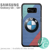 BMW logo Phone Case for Samsung Galaxy S8 & S8 Plus - JARCASE