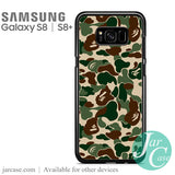 Bape Camo Phone Case for Samsung Galaxy S8 & S8 Plus - JARCASE