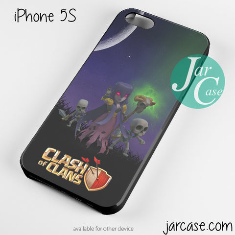 Clash of Clans Phone case for iPhone 4/4s/5/5c/5s/6/6 plus