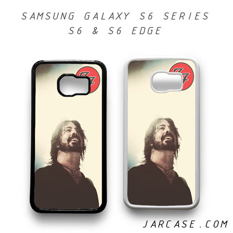 Dave Grohl FF Phone case for samsung galaxy S6 & S6 EDGE