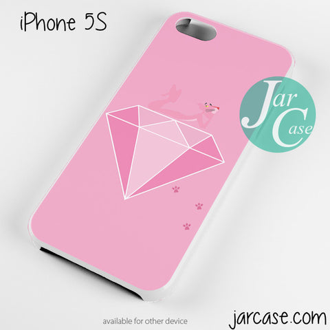Diamond Pink Phone case for iPhone 4/4s/5/5c/5s/6/6 plus