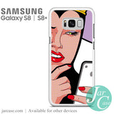 Evil Queen Uses iPhone Phone Case for Samsung Galaxy S8 & S8 Plus - JARCASE