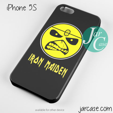 Iron Maiden Phone case for iPhone 4/4s/5/5c/5s/6/6 plus