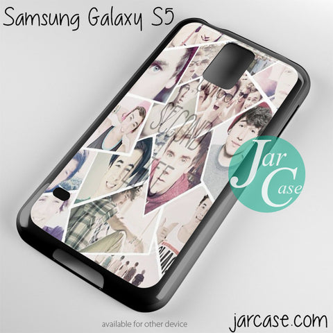 O2L Our Second Life collage Phone case for samsung galaxy S3/S4/S5