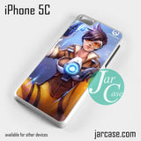 Overwatch Tracer IV - iPhone 5C - iPhone Case - JARCASE