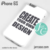 Create Your Phone case for iPhone 6/6S/6 Plus/6S plus