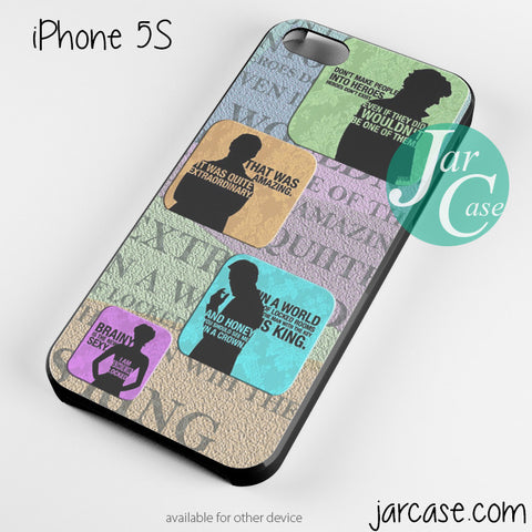 Sherlock Phone case for iPhone 4/4s/5/5c/5s/6/6 plus