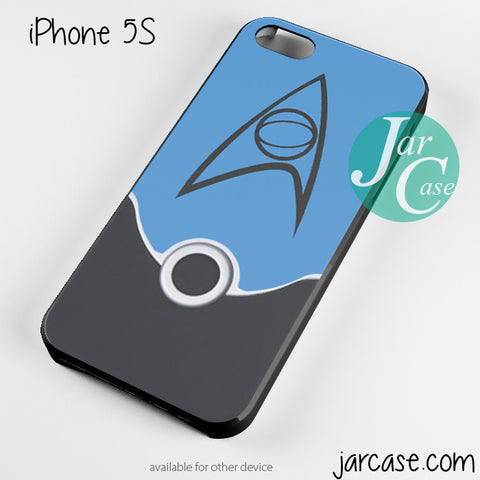 Star Trek Logo Phone case for iPhone 4/4s/5/5c/5s/6/6 plus