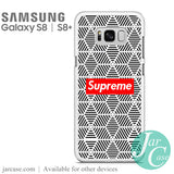 Supreme Cool Texture Phone Case for Samsung Galaxy S8 & S8 Plus - JARCASE