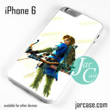 The Legend of Zelda Breath of the Wild Art Y - iphone case - iphone 6 case - JARCASE