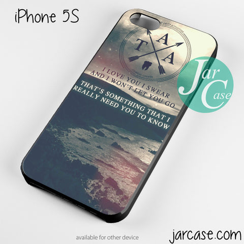 The Amity Affliction Quotes 4 Phone case for iPhone 4/4s/5/5c/5s/6/6 plus