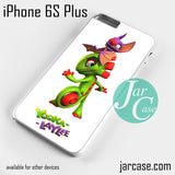 Yooka Laylee YZ 1 Phone case for iPhone 6S Plus and other iPhone devices - JARCASE
