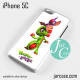 Yooka Laylee YZ 1 - iphone case - iphone 5C case - Jarcase
