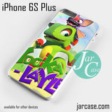 Yooka Laylee YZ 2 Phone case for iPhone 6S Plus and other iPhone devices - JARCASE