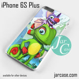 Yooka Laylee YZ 3 Phone case for iPhone 6S Plus and other iPhone devices - JARCASE