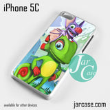 Yooka Laylee YZ 3 - iphone case - iphone 5C case - Jarcase