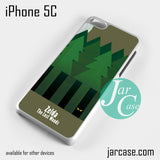 Zelda The Lost Woods YT - iphone case - iphone 5C case - Jarcase
