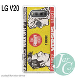 Zoolander VS Hansel Walk Off - LG Phone Case - LG V20 Case - JARCASE
