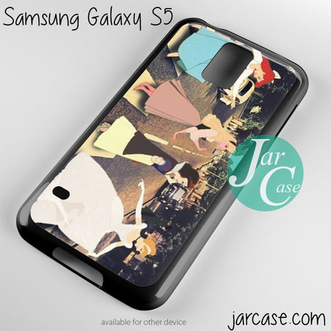 abbey road disney Phone case for samsung galaxy S3/S4/S5