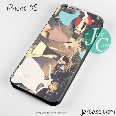abbey road disney Phone case for iPhone 4/4s/5/5c/5s/6/6 plus