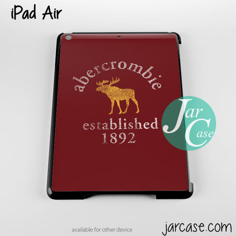 abercrombie moose Phone case for iPad 2/3/4, iPad air, iPad mini