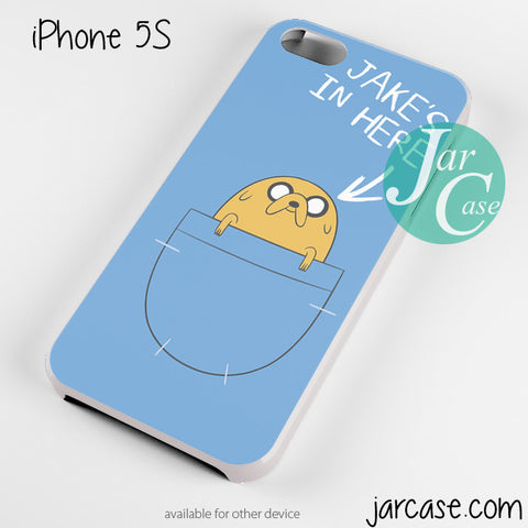 adventure time jake white Phone case for iPhone 4/4s/5/5c/5s/6/6 plus