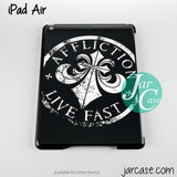 affliction live fast Phone case for iPad 2/3/4, iPad air, iPad mini