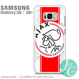 ajax amsterdam Phone Case for Samsung Galaxy S8 & S8 Plus - JARCASE