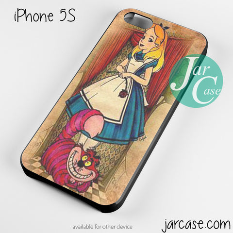 alice vintage Phone case for iPhone 4/4s/5/5c/5s/6/6 plus