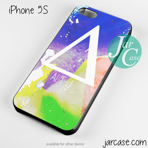 Alt J Phone case for iPhone 4/4s/5/5c/5s/6/6 plus