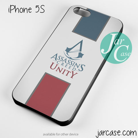 assasins creed unity Phone case for iPhone 4/4s/5/5c/5s/6/6 plus