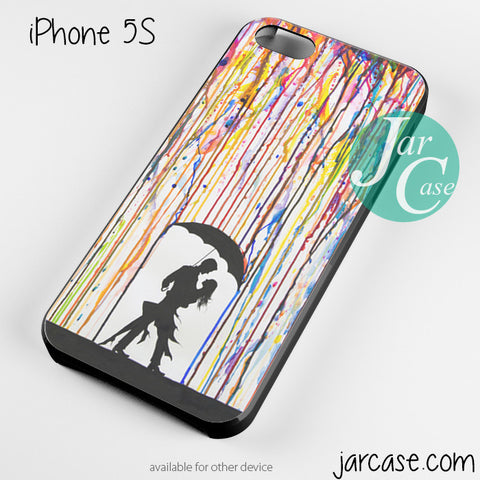 dancing in the rain Phone case for iPhone 4/4s/5/5c/5s/6/6 plus