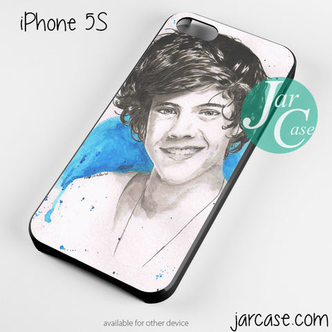 harry style one direction Phone case for iPhone 4/4s/5/5c/5s/6/6 plus