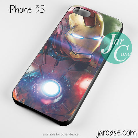 iron man Phone case for iPhone 4/4s/5/5c/5s/6/6 plus